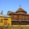 Cerkiew w Chotylubiu/Szlak Architektury Drewnianej/Wooden Architecture Trail
