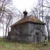 Cerkiew w Wólce Żmijowskiej/Szlak Architektury Drewnianej/Wooden Architecture Trail