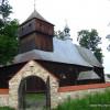 Drewniane zabytki Małopolski - Pogórze Karpackie i Beskid Wyspowy