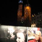 Pope John Paul II in Cracow