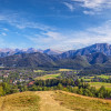 Zakopane - at the foot of the Tatras